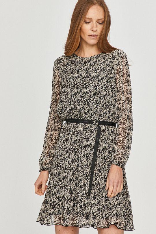 čierna Calvin Klein - Šaty