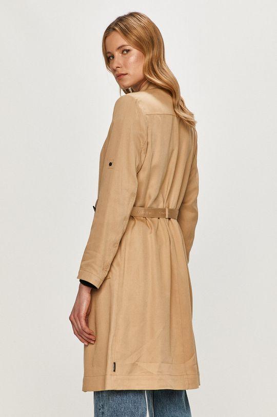 Calvin Klein - Kabát  100% Lyocell