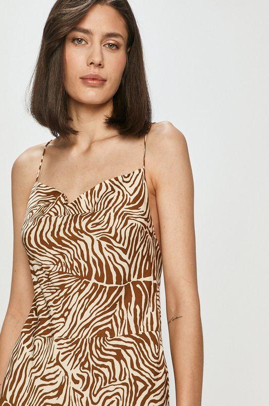 hnedá Samsoe Samsoe - Šaty