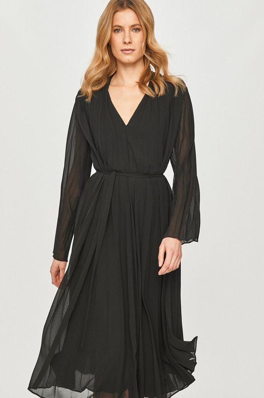 černá Samsoe Samsoe - Šaty