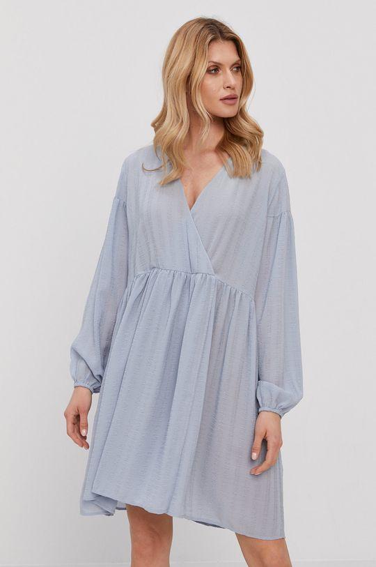 jasny niebieski Samsoe Samsoe - Sukienka Damski