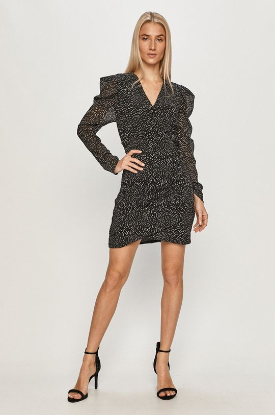 AllSaints - Šaty čierna