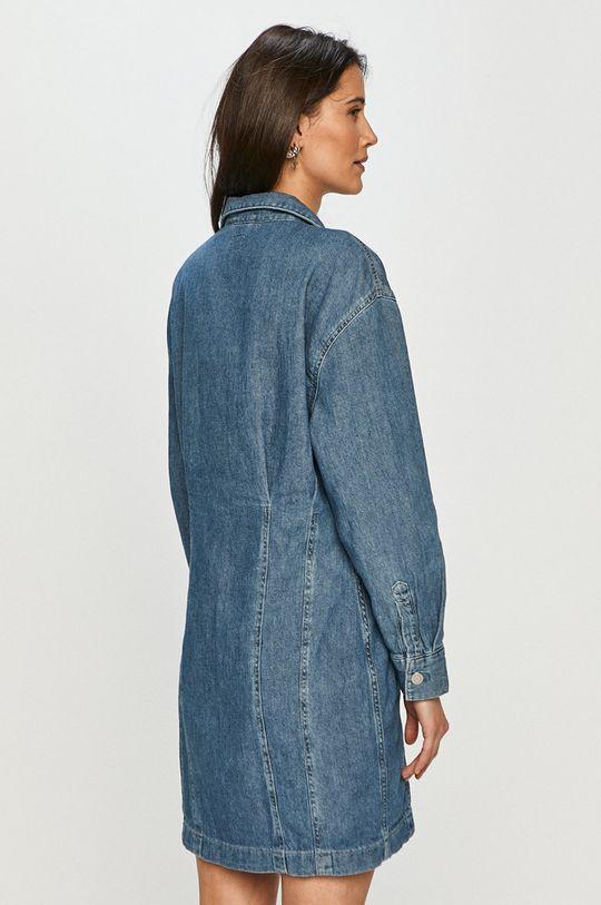 Levi's - Sukienka jeansowa 77 % Bawełna, 23 % Inny materiał