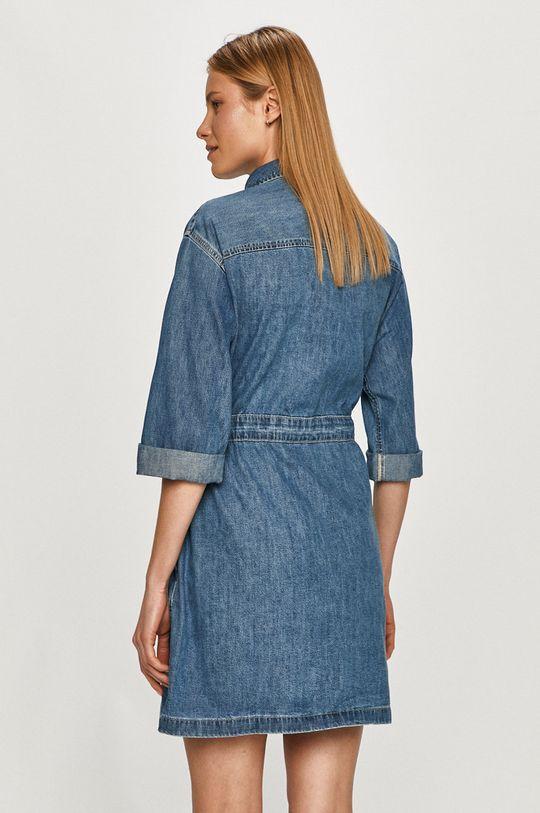 Levi's - Rifľové šaty  82% Bavlna, 18% Lyocell