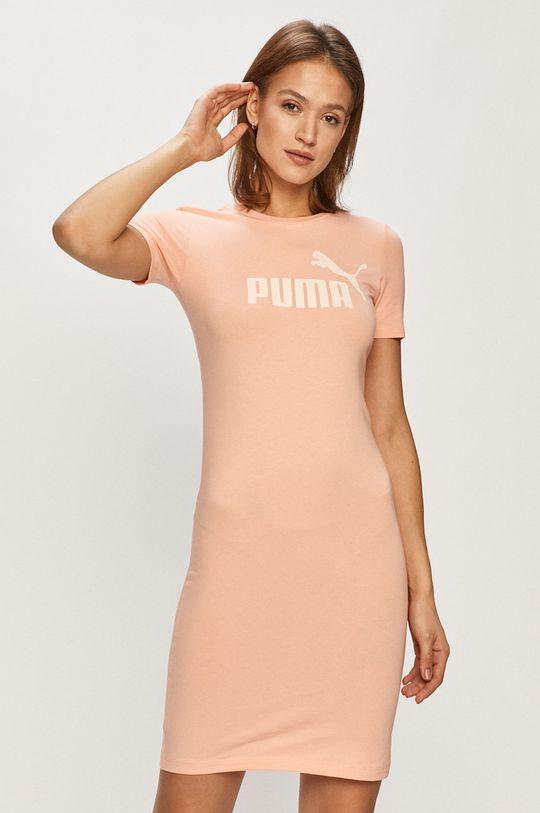 ružová Puma - Šaty Dámsky