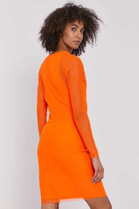 Calvin Klein Jeans - Sukienka Podszewka: 100 % Poliester, Materiał zasadniczy: 16 % Elastan, 84 % Poliester