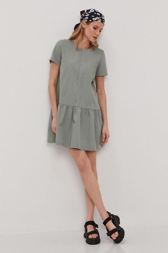Noisy May - Sukienka zielony