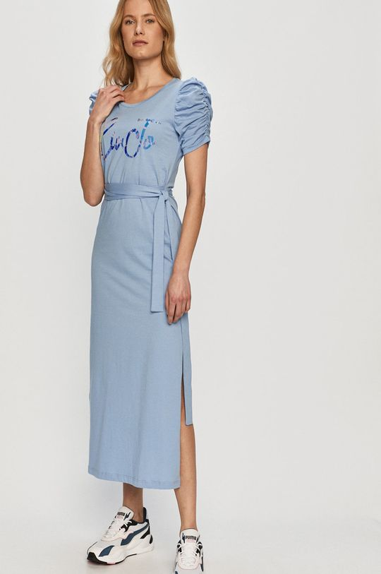 modrá Liu Jo - Šaty Dámsky