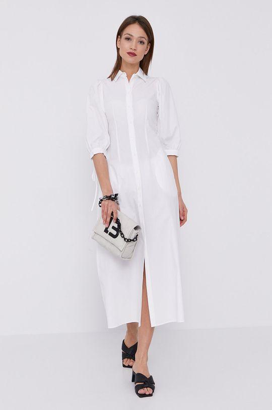 Liu Jo - Sukienka biały