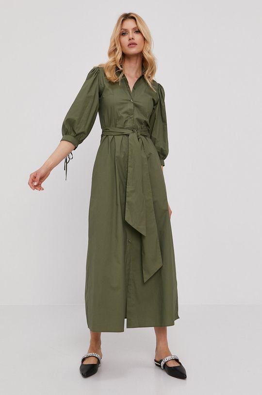 zielony Liu Jo - Sukienka Damski
