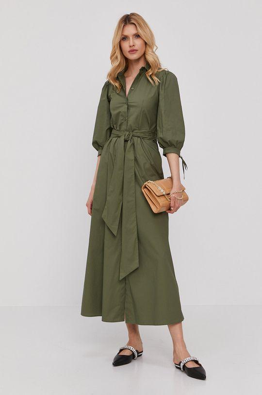 Liu Jo - Sukienka zielony