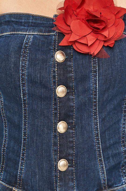 Liu Jo - Kombinezon jeansowy