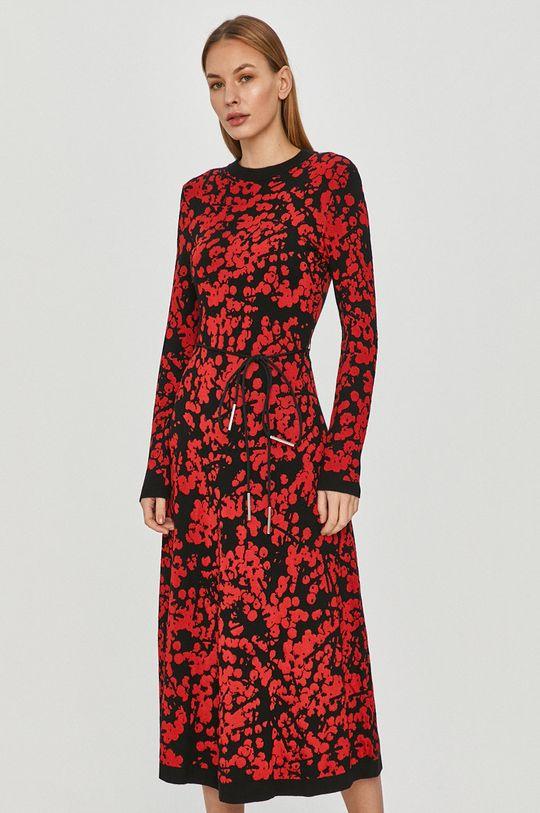 červená Hugo - Šaty Dámský