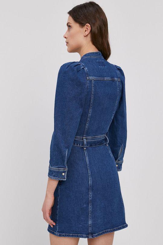 Pepe Jeans - Sukienka jeansowa Dolly 98 % Bawełna, 2 % Elastan