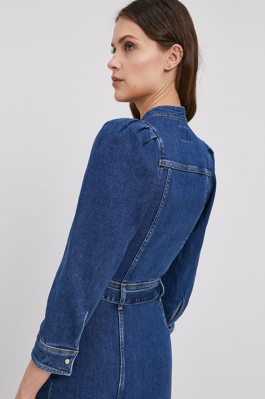 Pepe Jeans - Sukienka jeansowa Dolly Damski