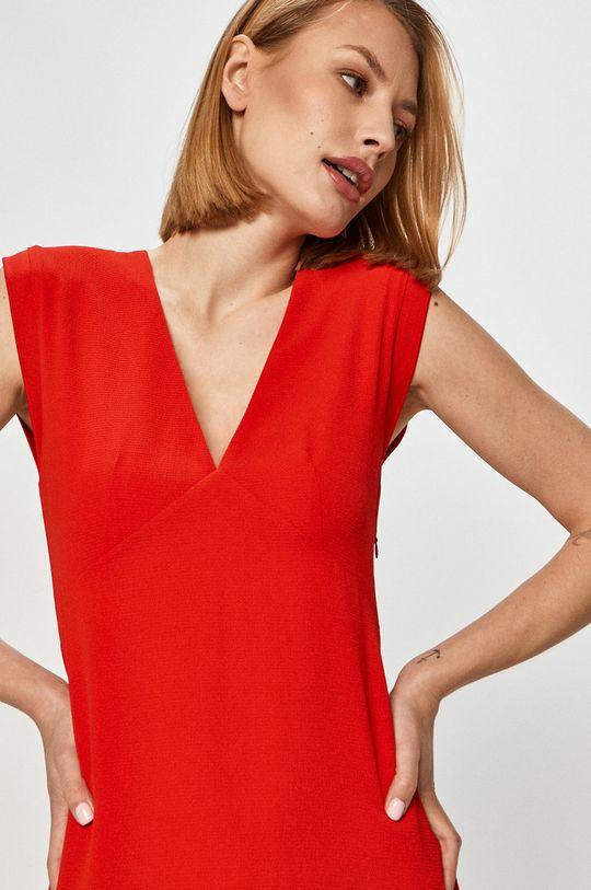 červená Pepe Jeans - Šaty Kate