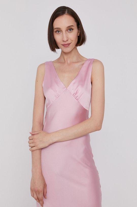 ružová Pepe Jeans - Šaty LILA