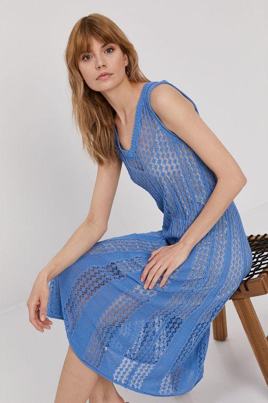 niebieski Pepe Jeans - Sukienka Lara