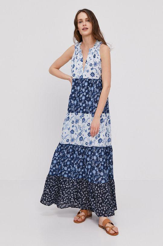 vícebarevná Pepe Jeans - Šaty Mariolas Dámský
