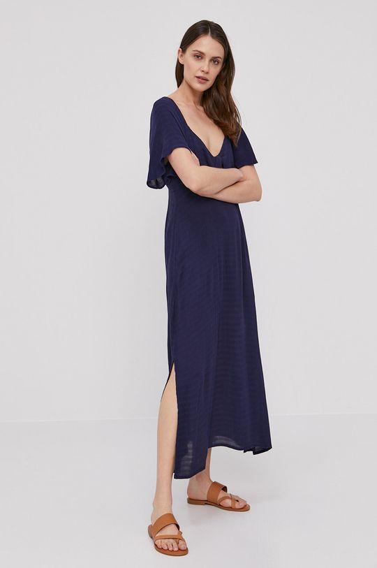 Pepe Jeans - Šaty Tamari námořnická modř