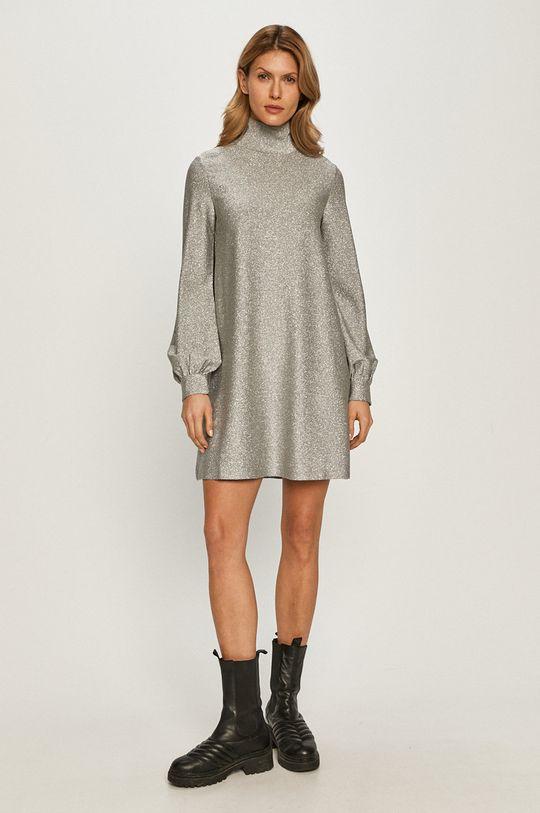 MAX&Co. - Sukienka jasny szary