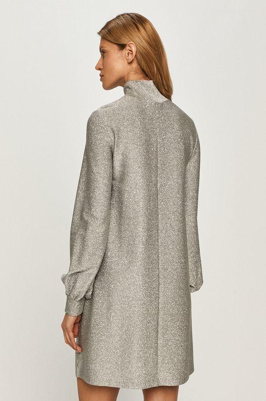 MAX&Co. - Sukienka 4 % Elastan, 7 % Poliamid, 82 % Wiskoza, 7 % Włókno metaliczne