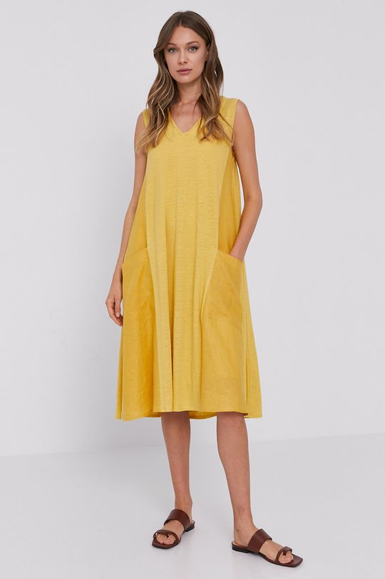 MAX&Co. - Šaty žltá