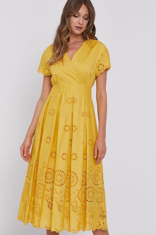 żółty MAX&Co. - Sukienka Damski