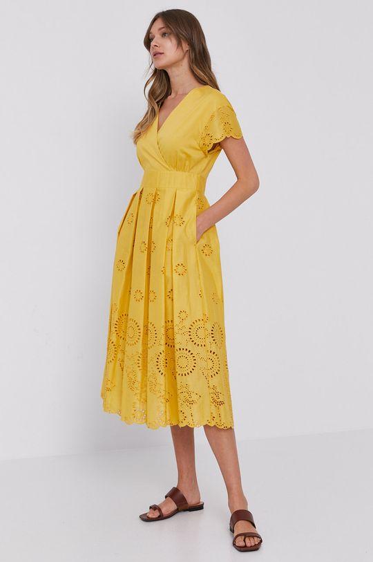 MAX&Co. - Sukienka żółty