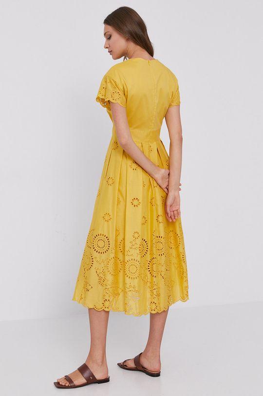 MAX&Co. - Sukienka Materiał zasadniczy: 100 % Bawełna, Haft: 100 % Poliester