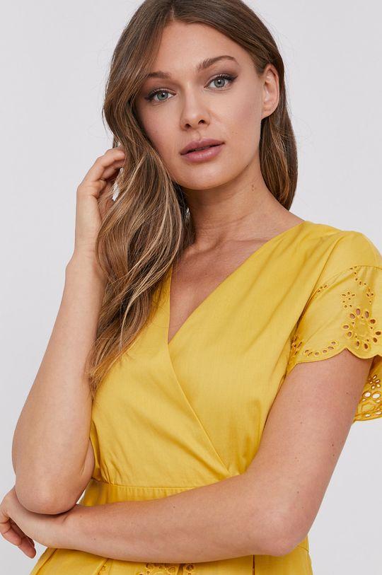 żółty MAX&Co. - Sukienka