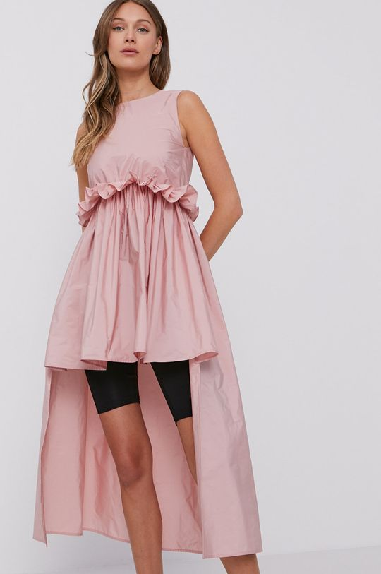 pastelová Red Valentino - Šaty