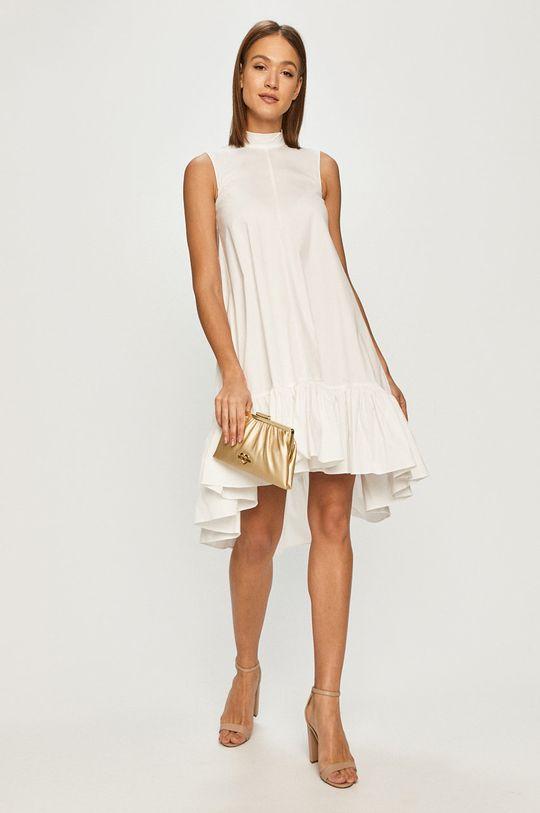 Red Valentino - Šaty biela