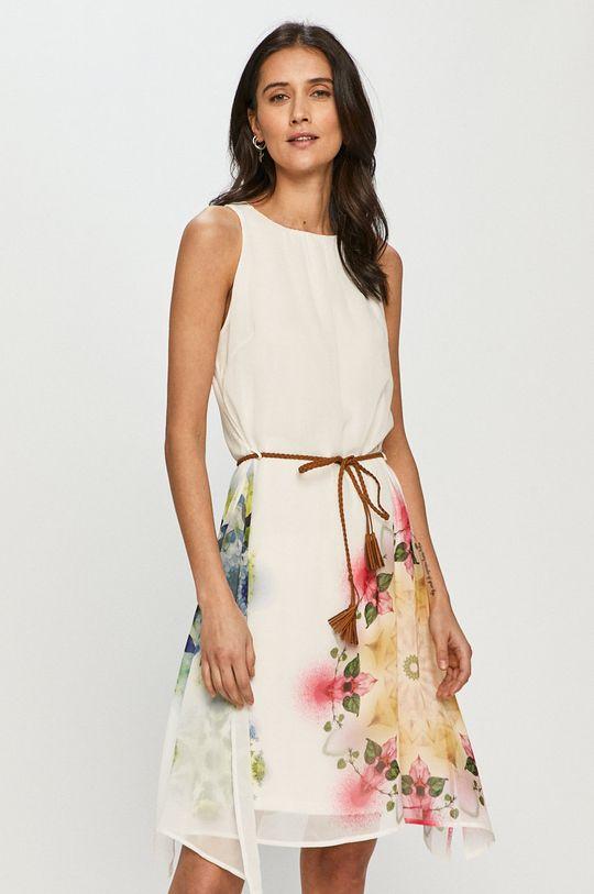biały Desigual - Sukienka Damski