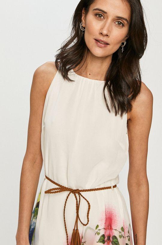biały Desigual - Sukienka