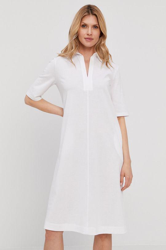 biały Max Mara Leisure - Sukienka Damski
