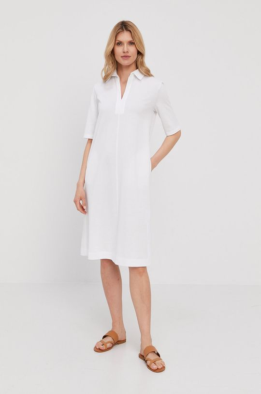 Max Mara Leisure - Sukienka biały