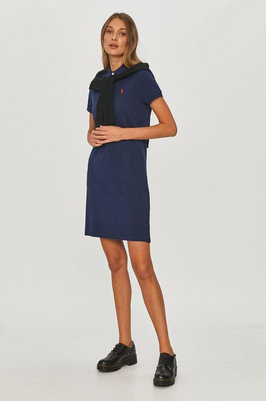 Polo Ralph Lauren - Šaty modrá