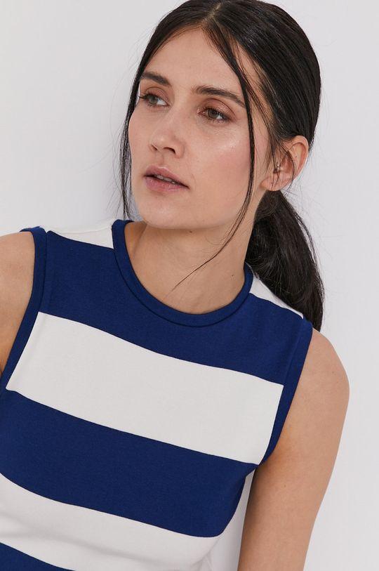granatowy Polo Ralph Lauren - Sukienka