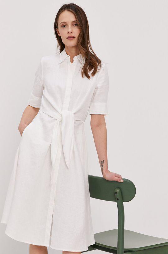 biały Lauren Ralph Lauren - Sukienka Damski
