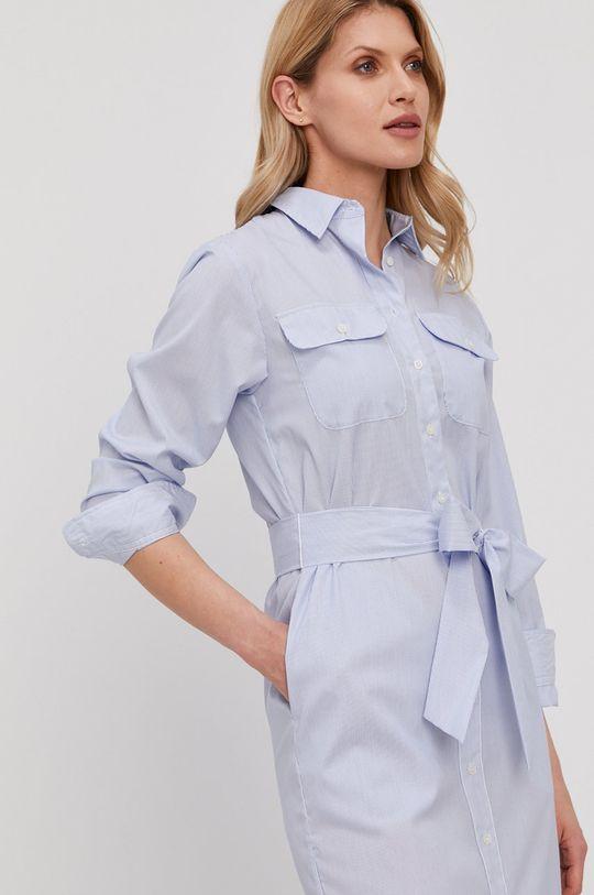 niebieski Lauren Ralph Lauren - Sukienka