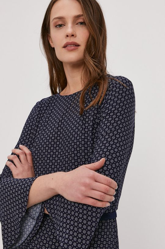 námořnická modř Lauren Ralph Lauren - Šaty
