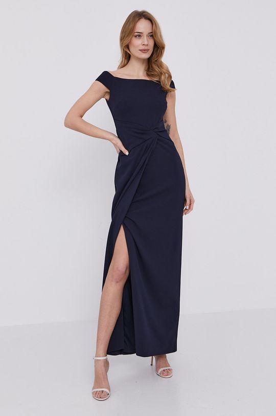 Lauren Ralph Lauren - Sukienka granatowy