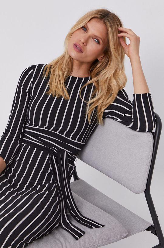 Lauren Ralph Lauren - Šaty čierna