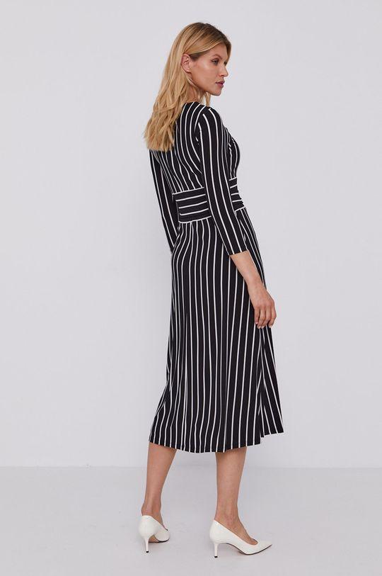 Lauren Ralph Lauren - Šaty  95% Bavlna, 5% Elastan