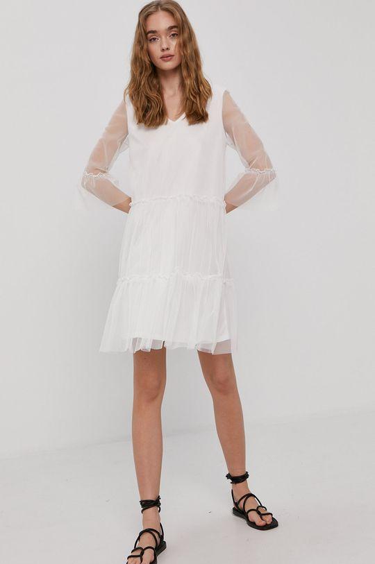 Vila - Sukienka biały