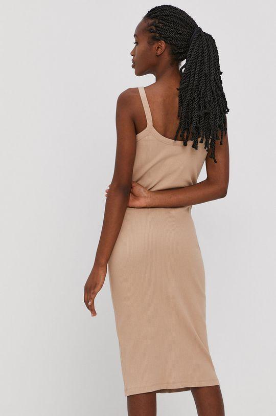 Vero Moda - Šaty  95% Organická bavlna, 5% Elastan