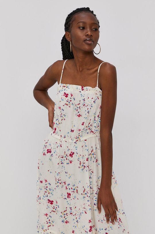 kremowy Vero Moda - Sukienka