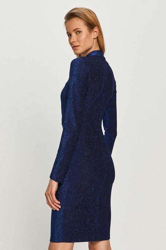 Karl Lagerfeld - Sukienka 5 % Akryl, 1 % Elastan, 7 % Poliamid, 87 % Poliester