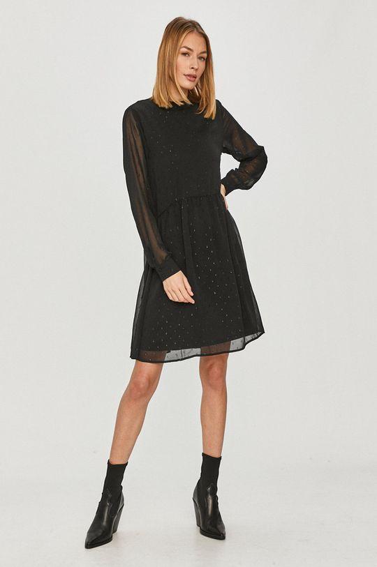 Vila - Šaty čierna